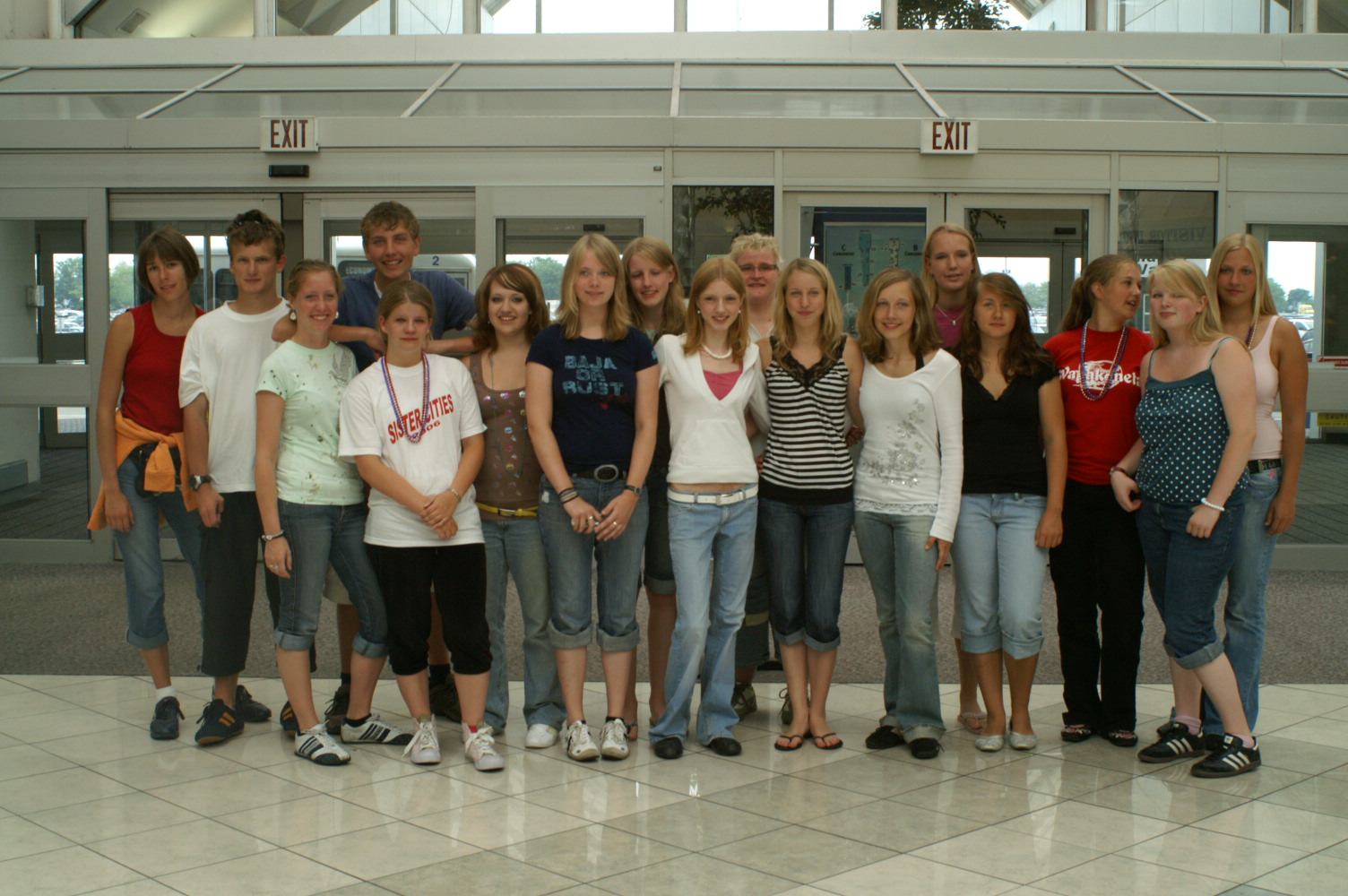 Foreign Exchange Students & Host Families